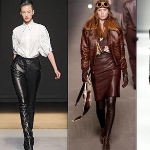 Hasil gambar untuk Pakaian Kulit wanita
