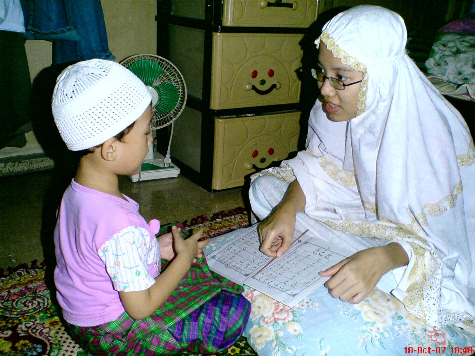 Dunia Muslimah Artikel Mutiara Islam Bagi Muslimah Laman 36